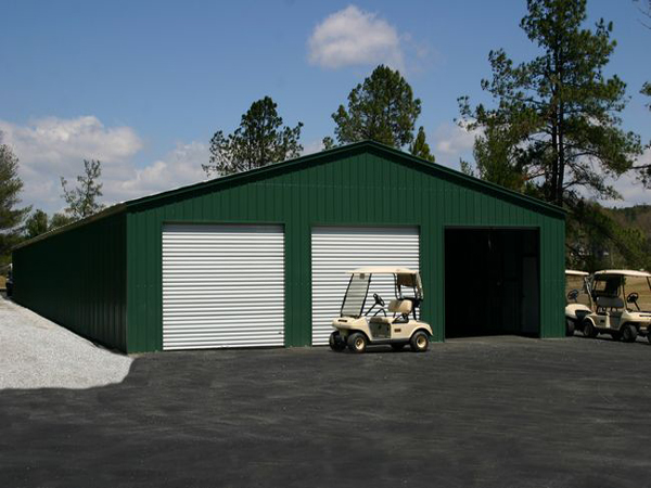 Custom Carports  - Carolina Carports Gallery