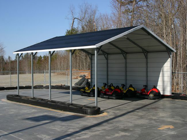 Custom Carports #5  - Carolina Carports Gallery