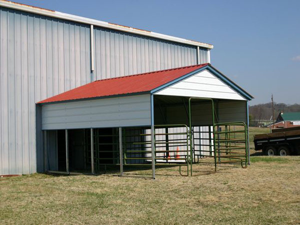 Custom Carports #7  - Carolina Carports Gallery