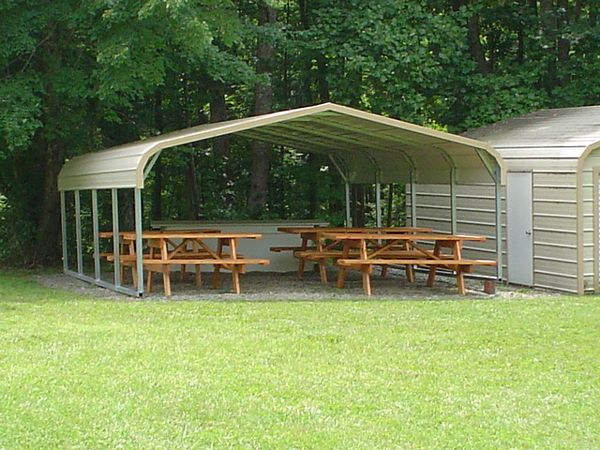 Regular Carports  - Carolina Carports Gallery