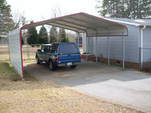 Regular Carports #2  - Carolina Carports Gallery