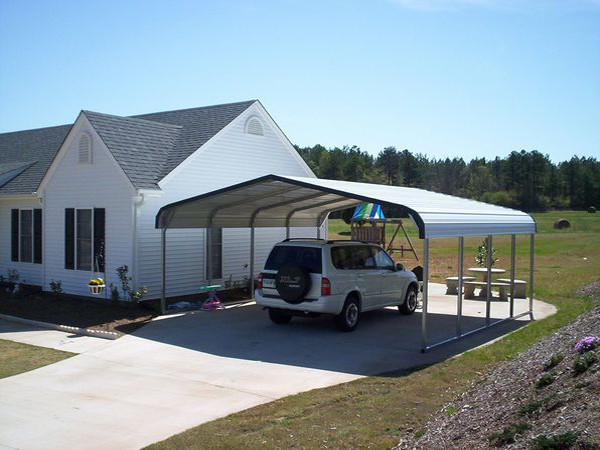 Regular Carports #3  - Carolina Carports Gallery