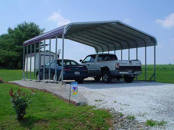 Regular Carports #5  - Carolina Carports Gallery