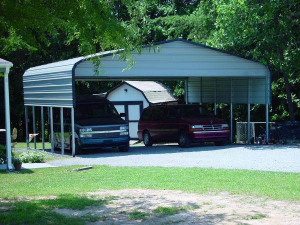 Regular Carports #6 - Carolina Carports Gallery