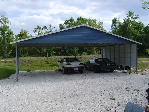 triple wide carports carolina carports. Black Bedroom Furniture Sets. Home Design Ideas